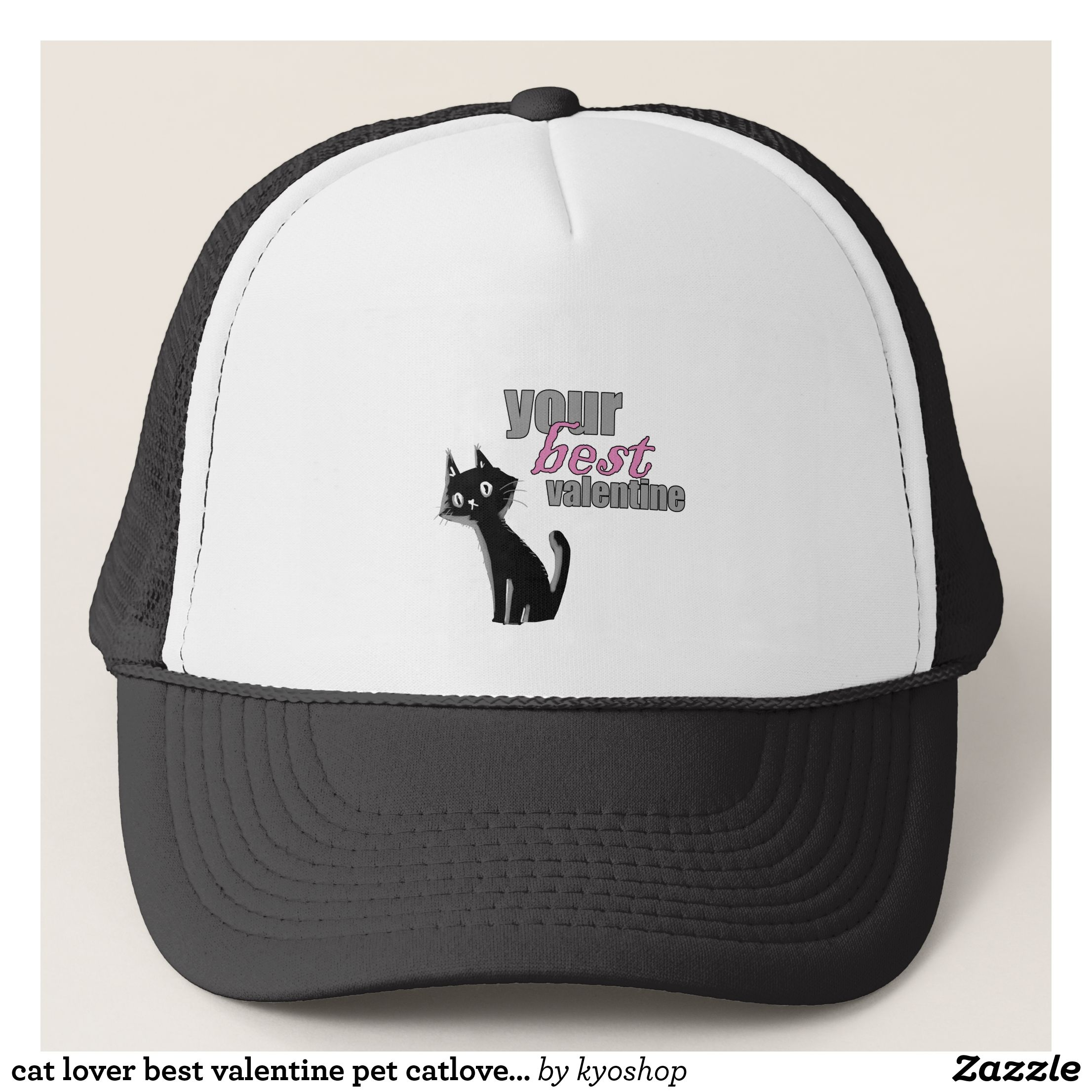 cat lover best valentine pet catlover women nerdy. trucker hat - Urban  Hunter Fisher Farmer Redneck Hats By Talented Fashion And Graphic Designers  -  hats ... 23c1c522f371
