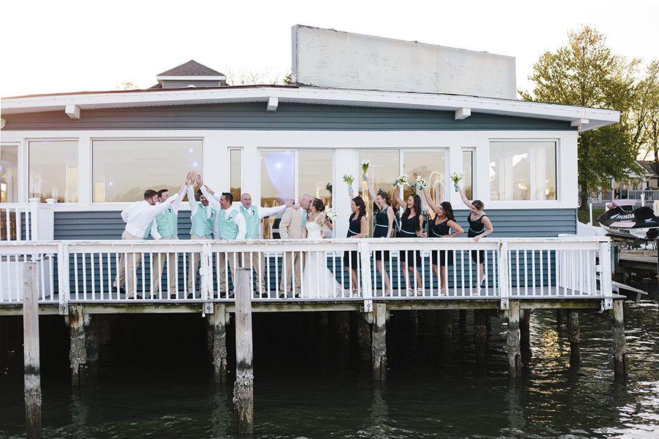 Jessica brians wedding the anchor inn annapolis