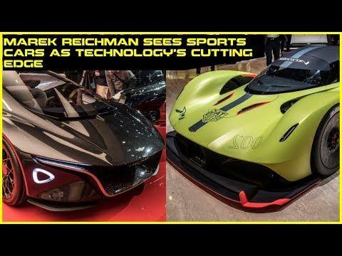 Aston Martin Lead Designer Doesnu0027t Fear The Future