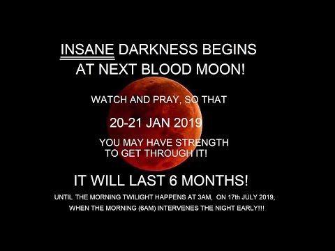 blood moon january 2019 spiritual - photo #16
