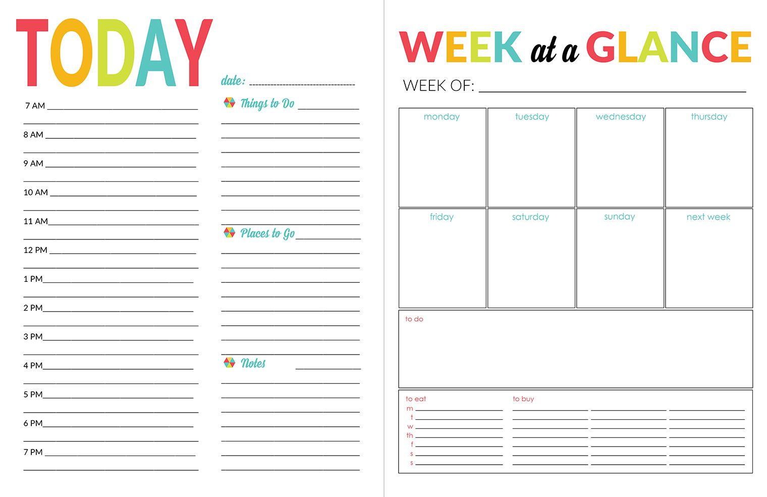2016 17 School Year Planner. Organizer PlannerOrganizersDaily CalendarMenu  ...