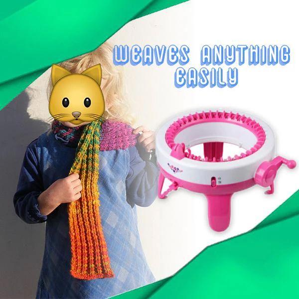 40-pin Hand Crank Knitting Machine(BUY 1 GET 2ND 10% OFF ...