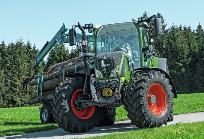 Technology   Fendt 500 Vario   Tractors   Products - AGCO