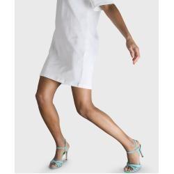 Photo of Anja Heeled mint Buffalo sandal