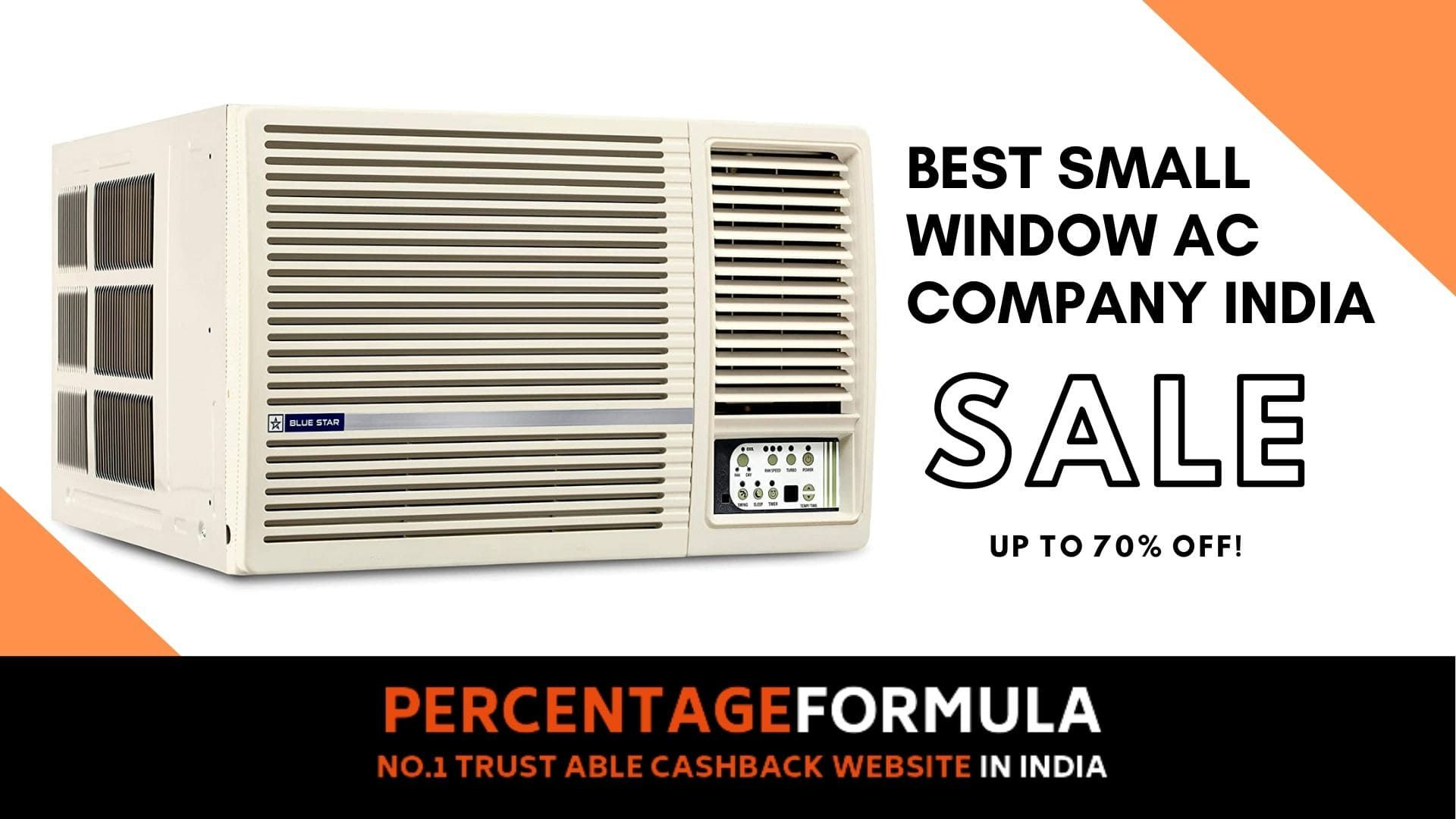 BEST SMALL WINDOW AC COMPANY INDIA 2020 Top 10 Companies