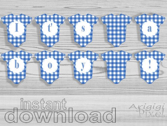 This Item Is Unavailable Etsy Baby Shower Banner Boy Baby Shower Banner Boy Printable Boy Baby Shower Centerpieces