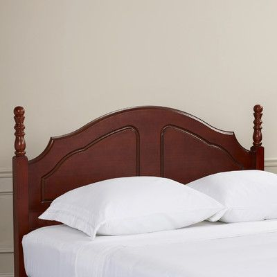 Darby Home Co Yaxley Panel Headboard Size: Full/Queen