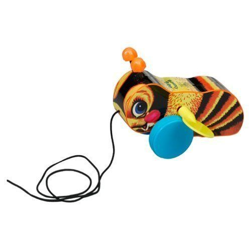 Fisher Price's Bouncy Bee pull-along
