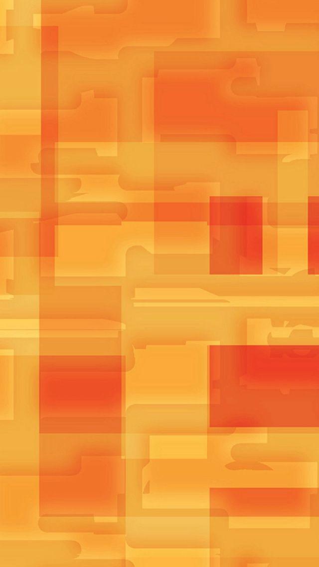 Square World Pattern Orange Yellow Iphone 5s Wallpaper Download Iphone Wallpapers Ipad Wallpapers One Stop Download Wallpaper Ponsel Warna Merah
