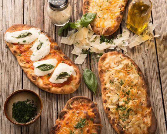 Flatbread Pizza Three Ways Recipe All Grilling