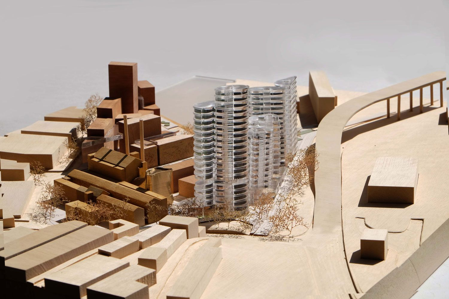 Make Models Interview Architectural models and Architecture