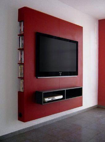 Tv. Wall.