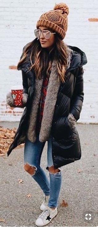 30 looks para el frío ideales para copiar este invierno