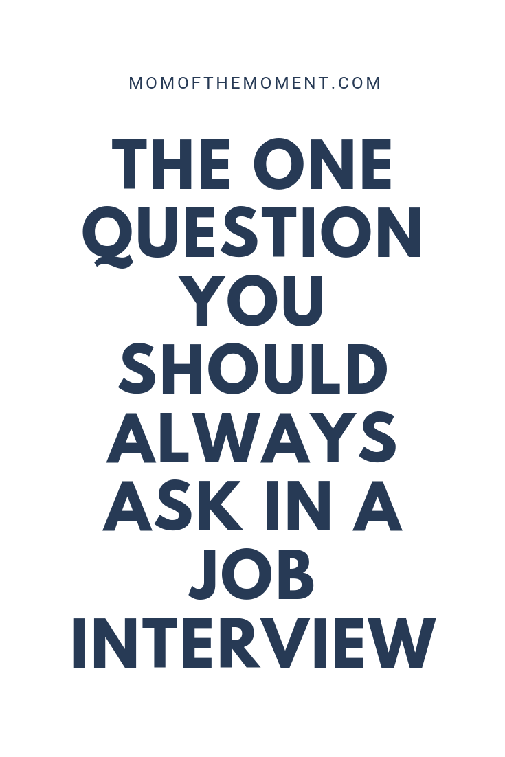 5 Tips to a Successful Job Interview in 2020 - Mom of the Moment