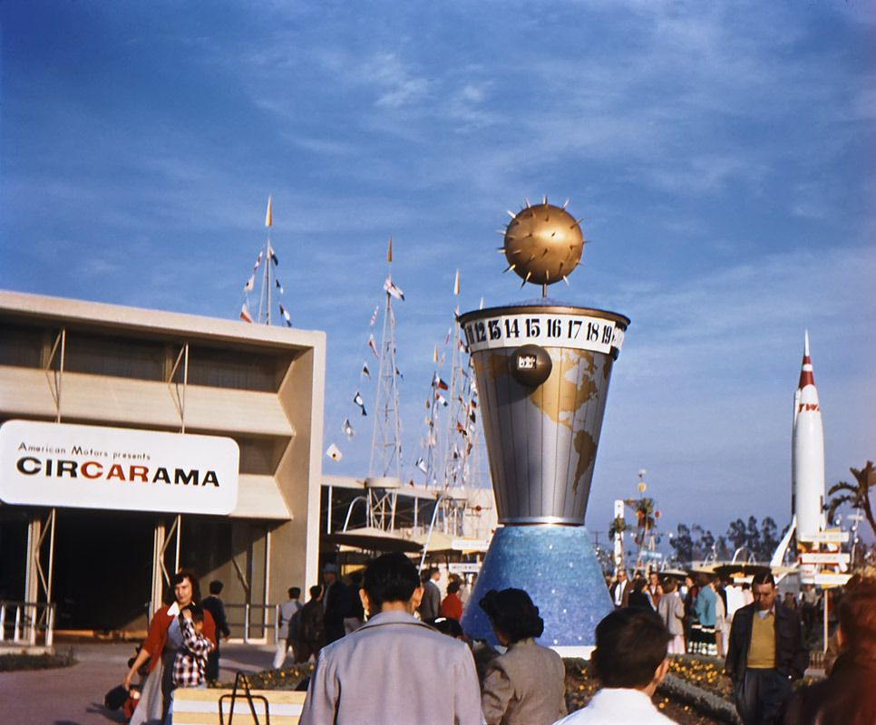 Vintage Disneyland Tomorrowland