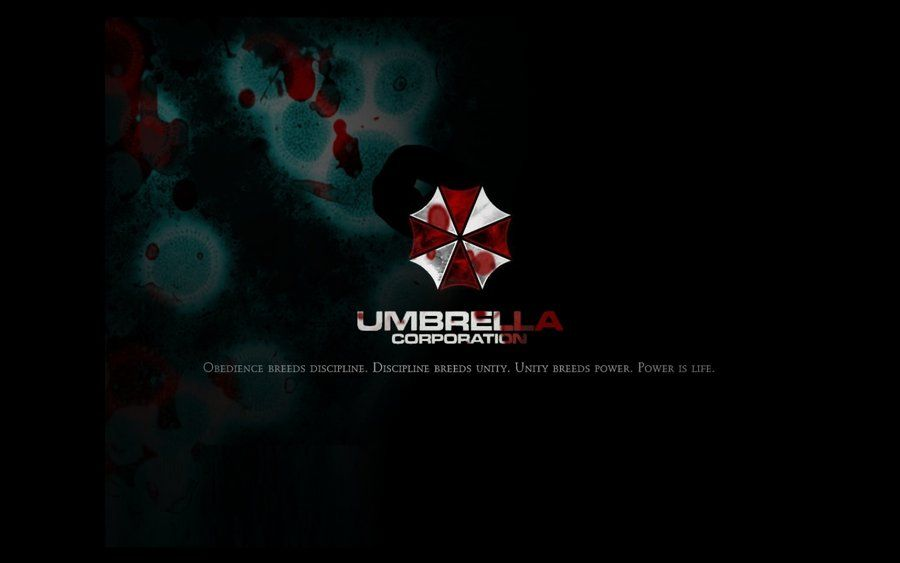 Umbrella corporation wallpaper pinterest umbrella corporation umbrella corporation voltagebd Images