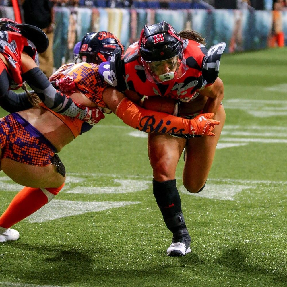 Idea by michael smith on legends football league ladies