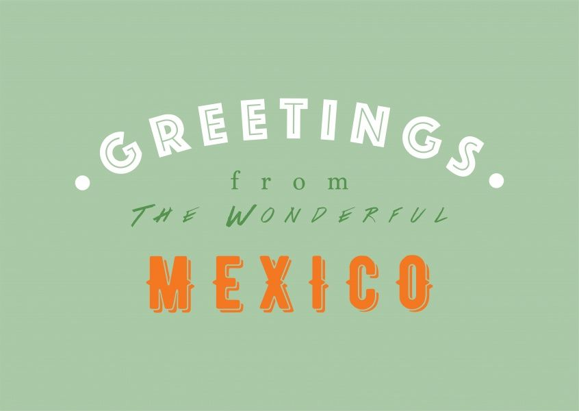 Wonderful mexico holiday greeting cards wonderful mexico holiday greeting m4hsunfo Image collections
