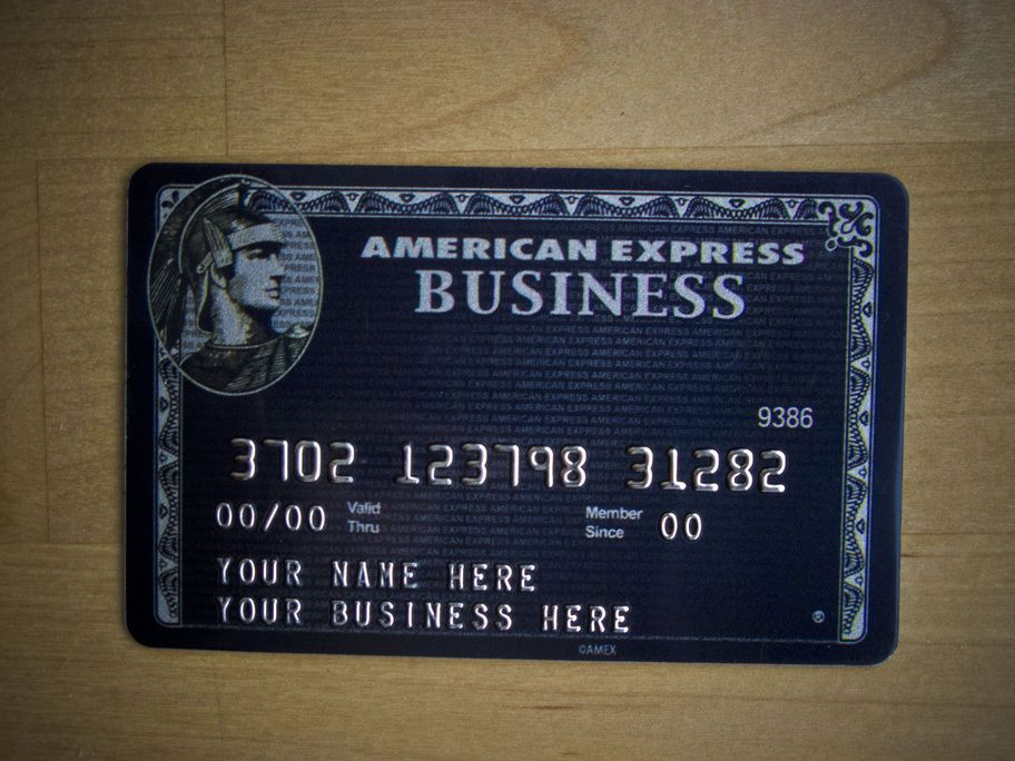 American Black Express Business Centurion Card   Graphic Design ...