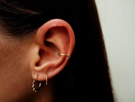 36d88af2d Silver Hoop Earrings Tiffany Diamond Hoop Earrings Mens | Hoop ...