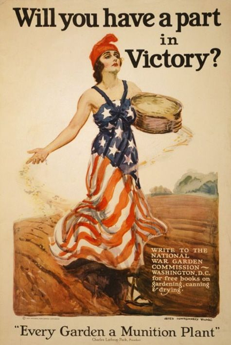 WWI posters by James Flagg, 1914-1918