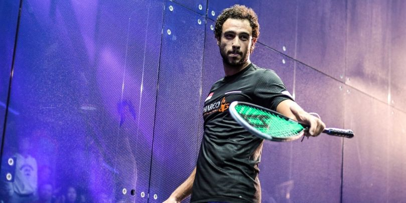 Ramy The Artist Ashour Signs With Salming Professional Squash Association Squash Athlete Artist