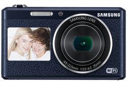 SAMSUNG DualView 180F Zwart Smart Camera