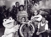 "Gullah Gullah Island - I was really taken by this show...""Jump In, Jump Out, Turn Yourself About..."""
