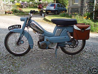 Mobylette 1971 for Garage pantin citroen