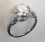 Gorgeous antique ring
