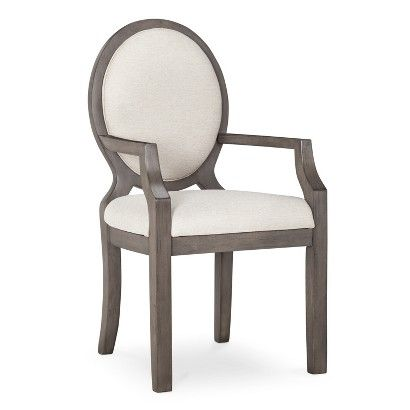 Kinfine Morris Oval Back Dining Chair With Arms Chair Dining Chairs Wood Dining Chairs