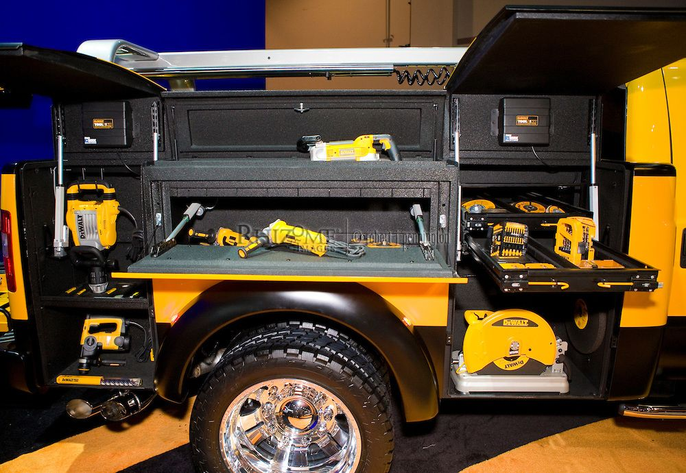 Related image Work truck storage, Work truck, Trucks