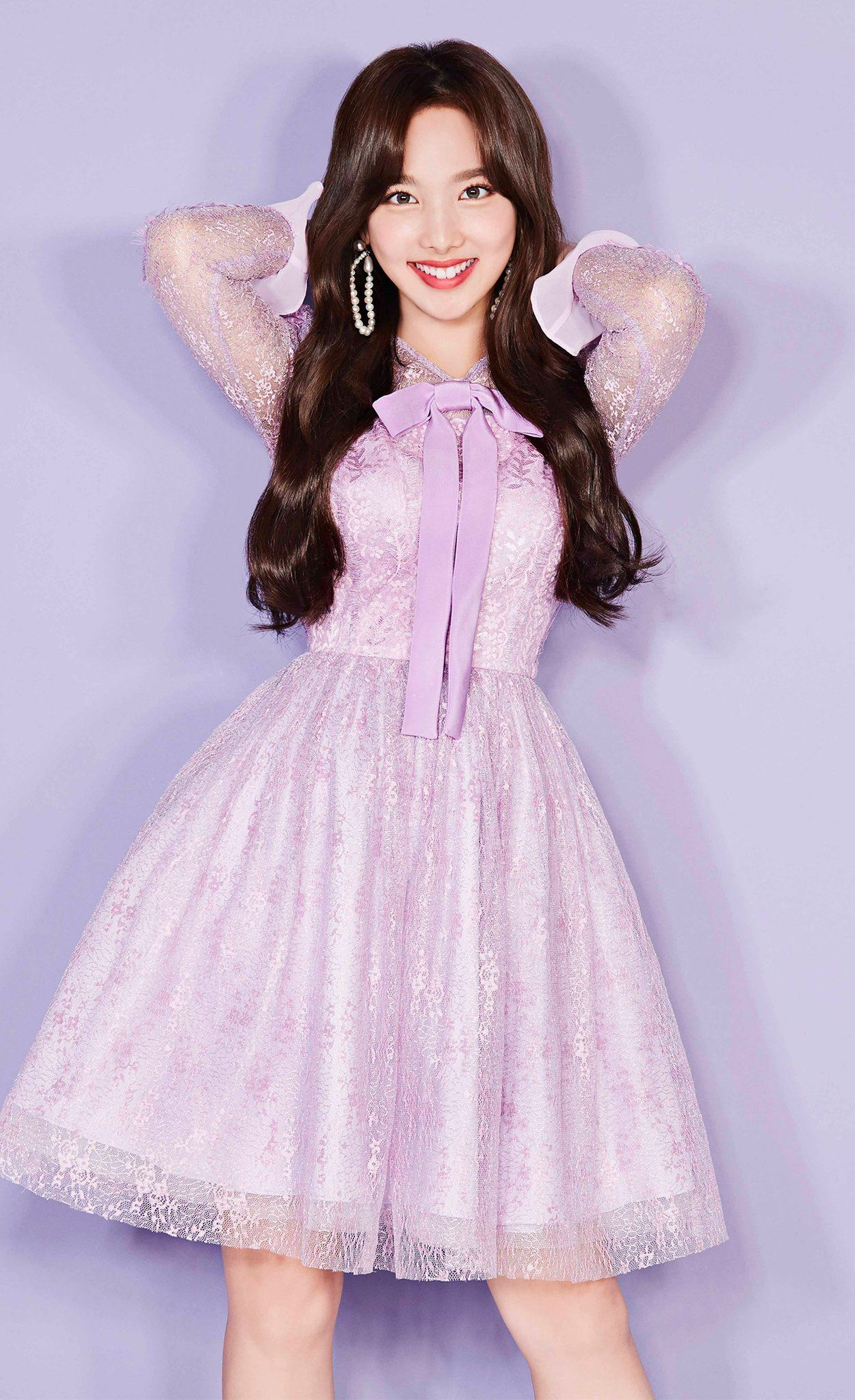 nayeon 190110 TWICE JAPAN OFFICIAL NEW PROFILE | Idols in