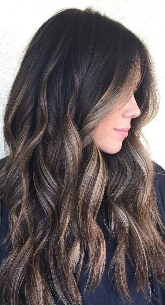 25 Balayage Hair Color Ideas For Black Hair In 2019 25 Balayage Hair Color Ideas for Black Hair in 2019 Hair Color Ideas hair color ideas for black hair