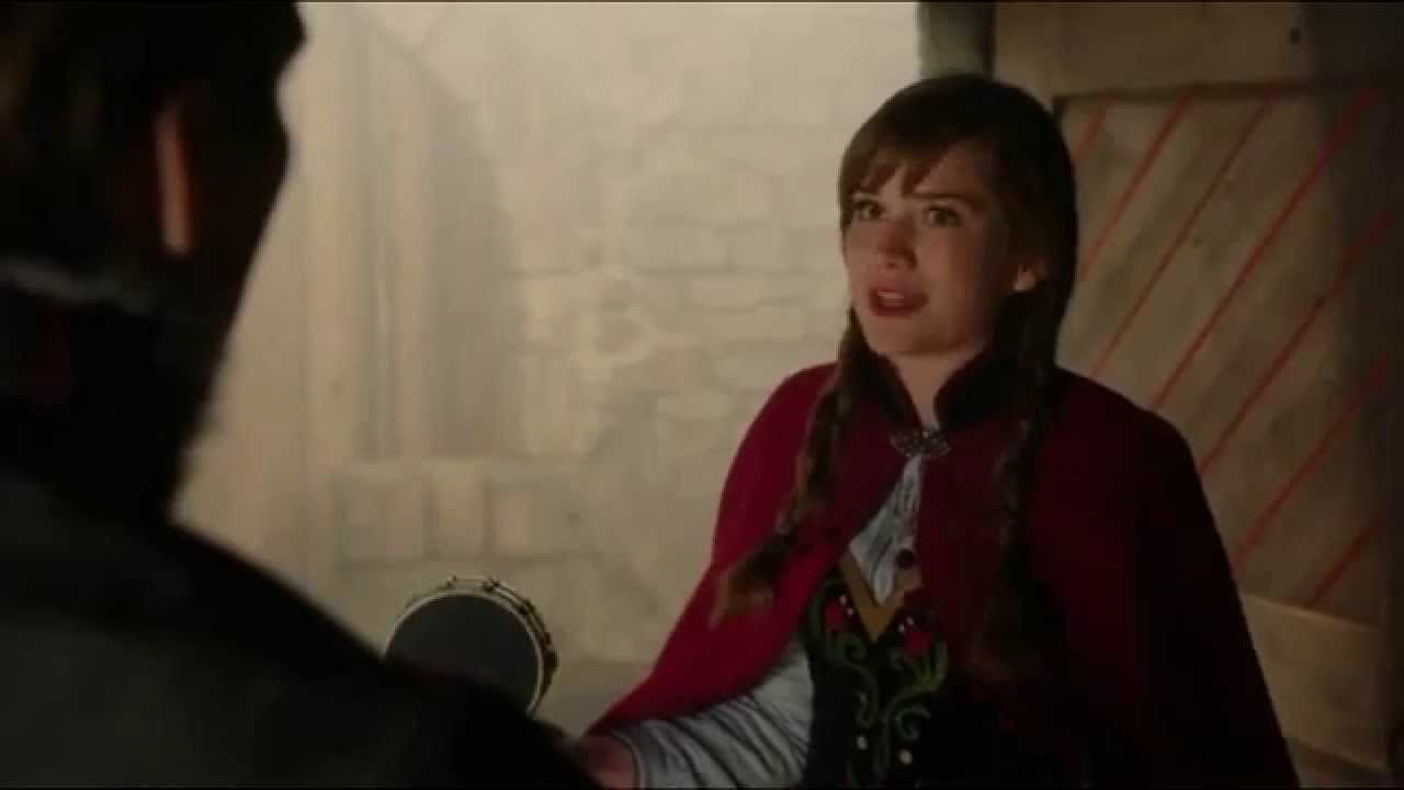 "Once Upon A Time 4x04 ""The Apprentice"" - Kristoff and Anna"