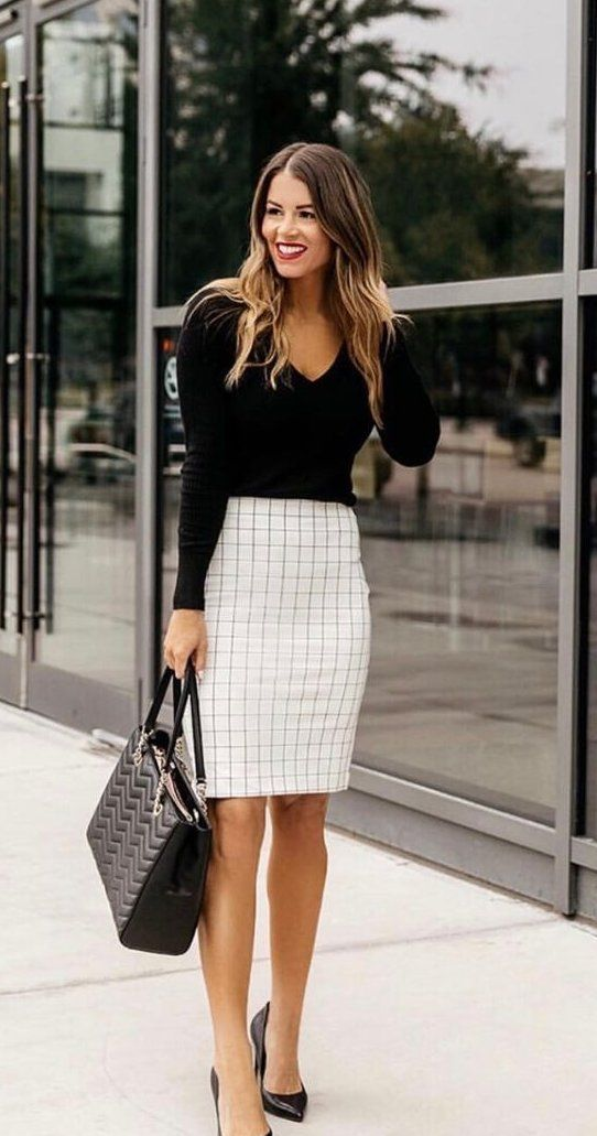 business casual accessories women