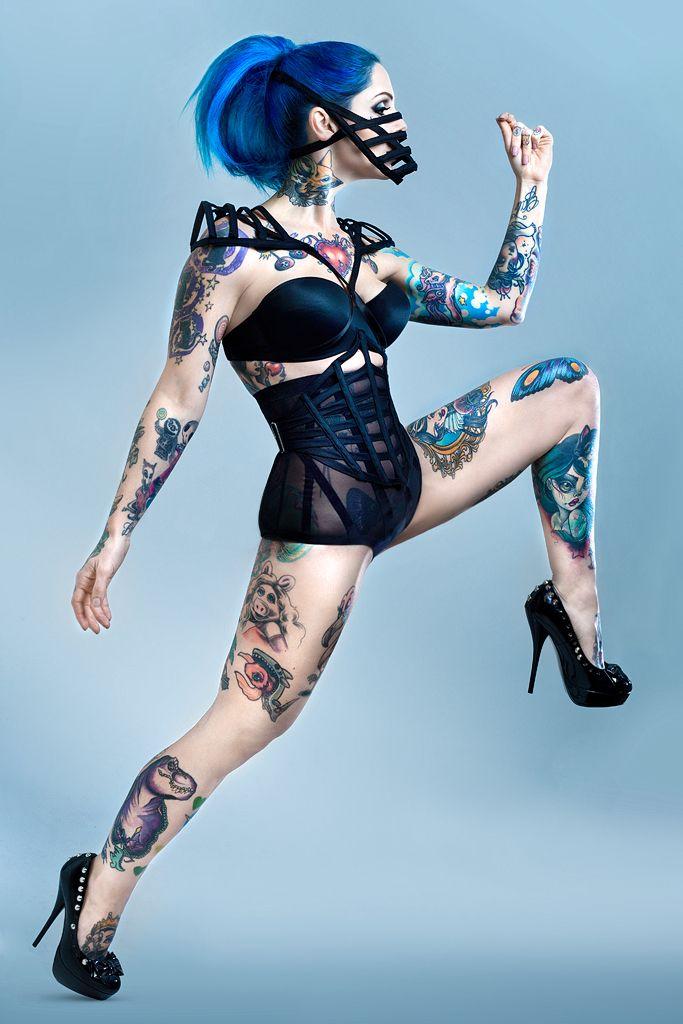 Riae for Goodlight Magazine - makeup Arianna Arcelli; styling Videnoir