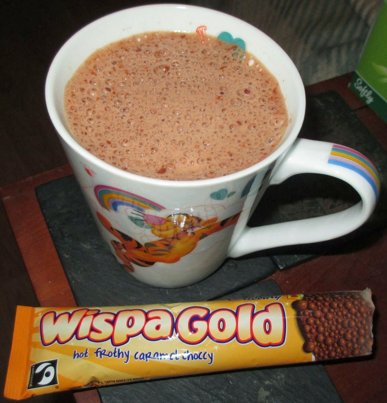 Foodstuff Finds Wispa Gold Hot Chocolate Asda By At Cindy