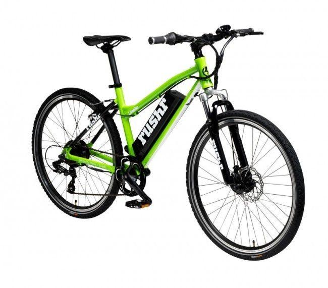 cykel hybrid rea