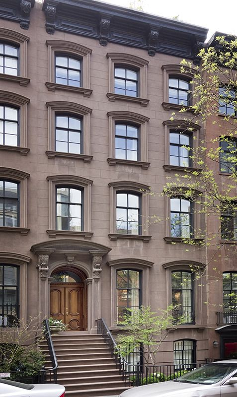 42 West 12th St. - Townhouse Sale in Greenwich Village ...