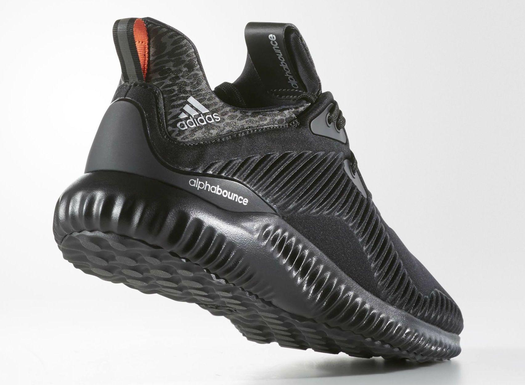 adidas AlphaBOUNCE Black B42746