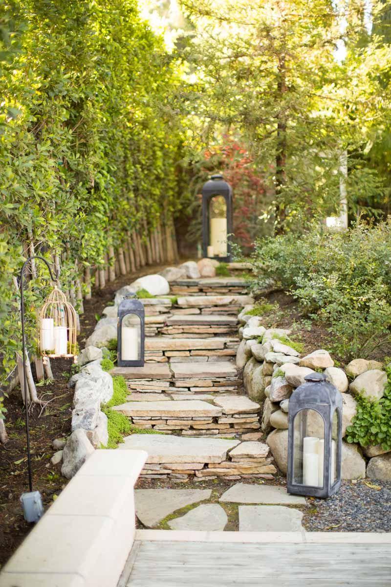 Rustic Victorian Outdoor Wedding Inspiration | Outdoor ...