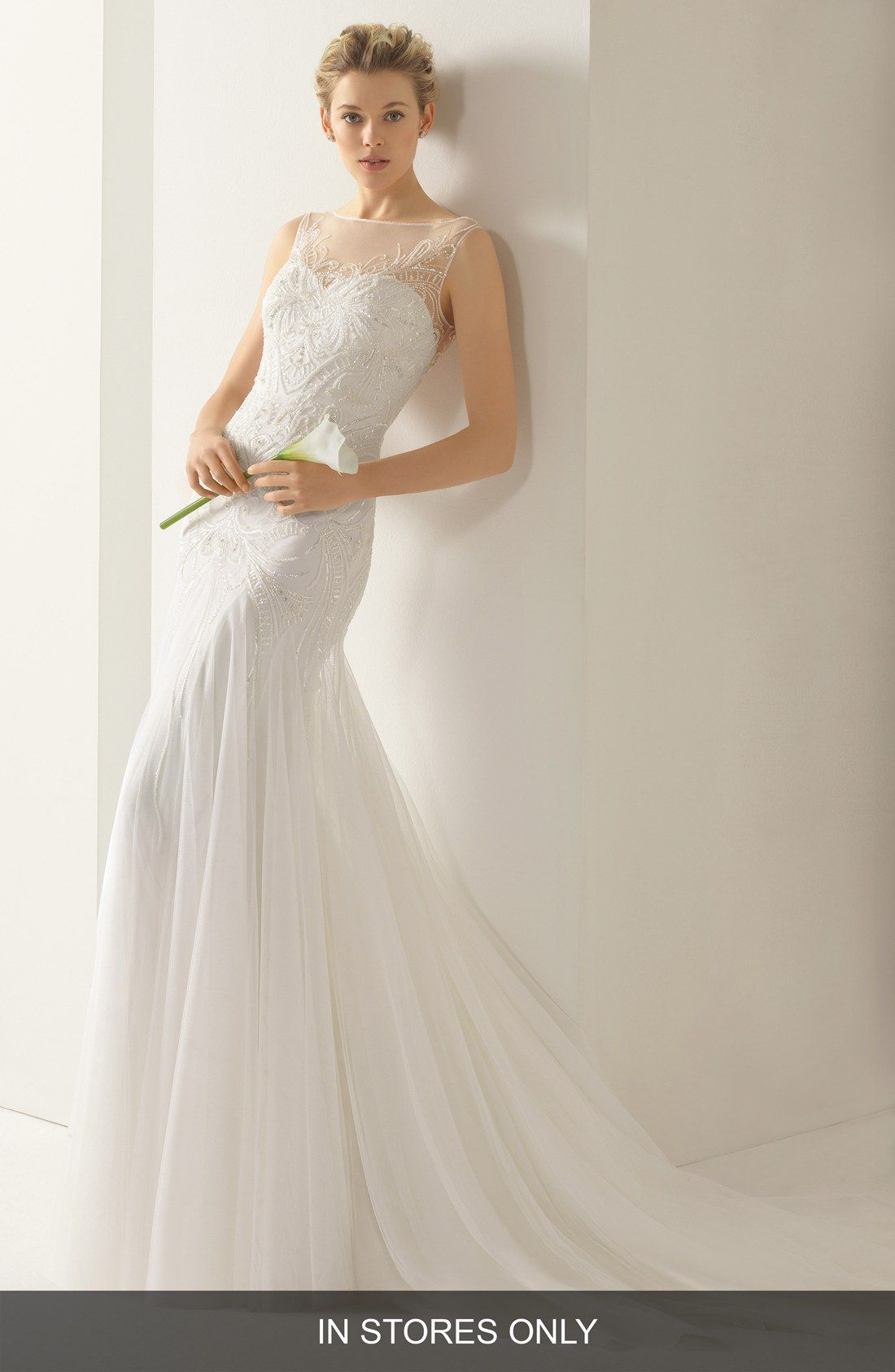 Can T Afford It Get Over Monique Lhullier S L Amour For Under 3500 Trumpet Dresswedding