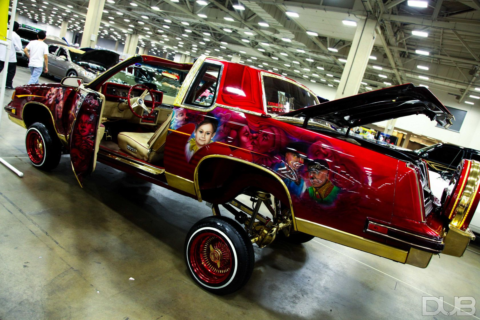 Dallas Dub Car Show Click To Enlarge Image DUBSHOWdallas - Lowrider car show dallas