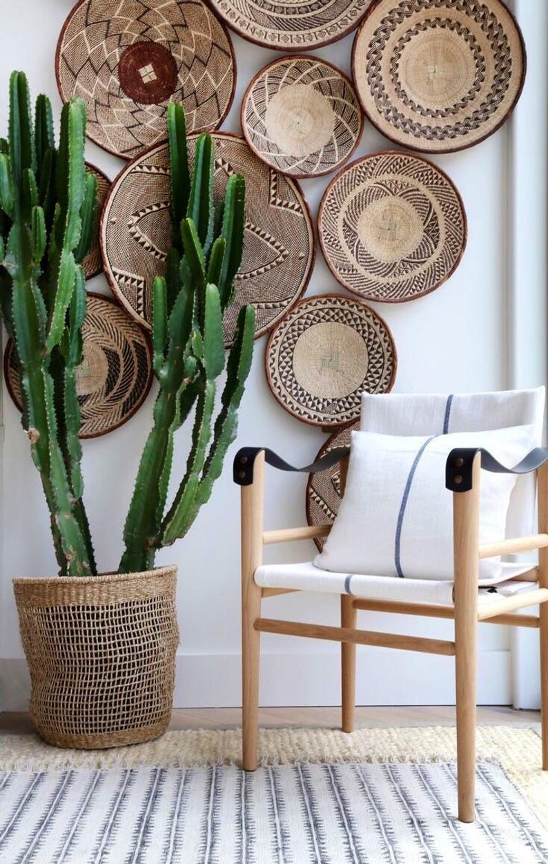 African Wall Baskets Tonga Baskets Assorted Woven Hanger Etsy Kamer Decoratie Afrikaanse Interieur Thuis Diy