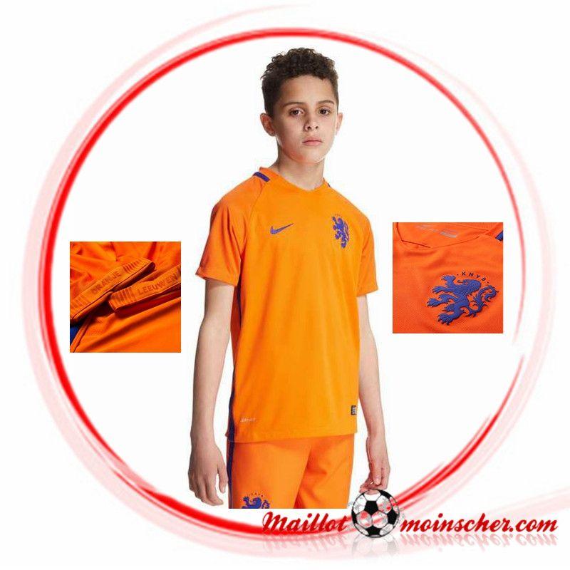 Maillot equipe de Pays Bas Enfant