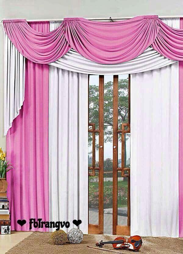 Pin De Philomena En Curtain Designs Pinterest - Cortinas-y-decoraciones