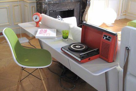 I want that record player!