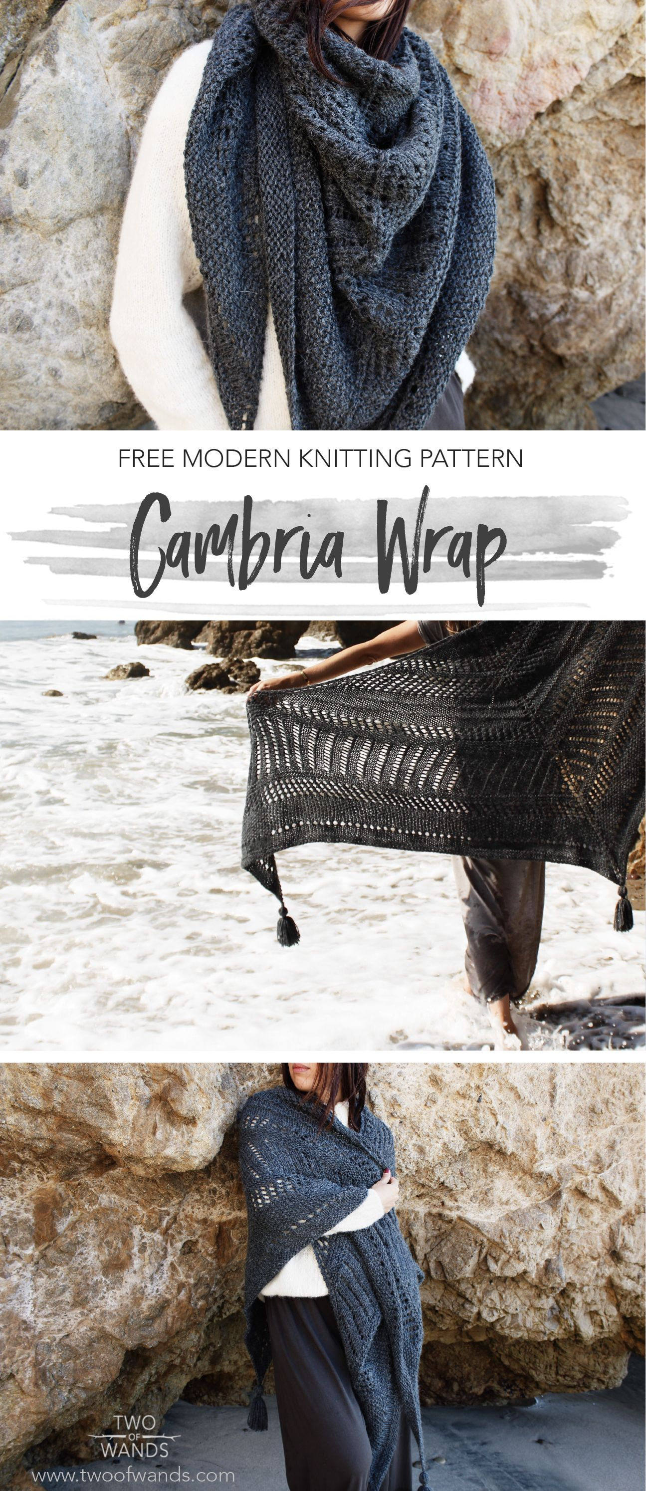 Cambria Wrap | Pinterest | Chal