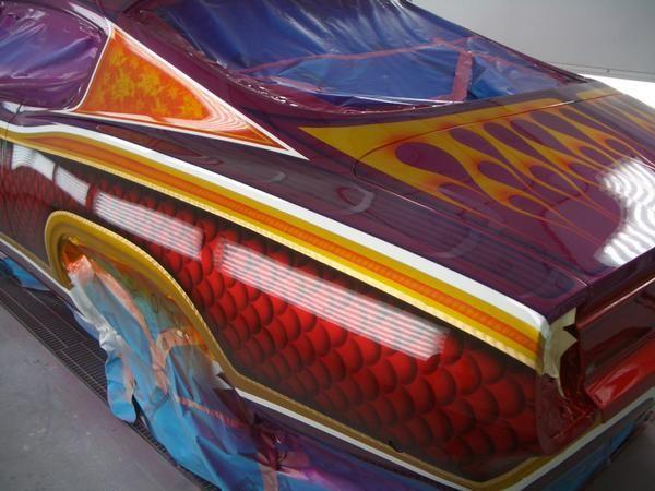 Art Amp Inspiration Candy Lace Flake Flames Wanna
